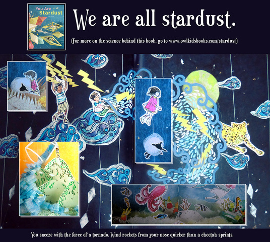 You are Stardust, Elin Kelsey, Soyeon Kim
